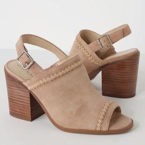 Sole Society Ceana Slingback Sandal Heel